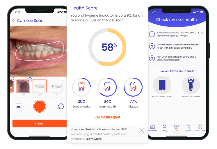 app image health score